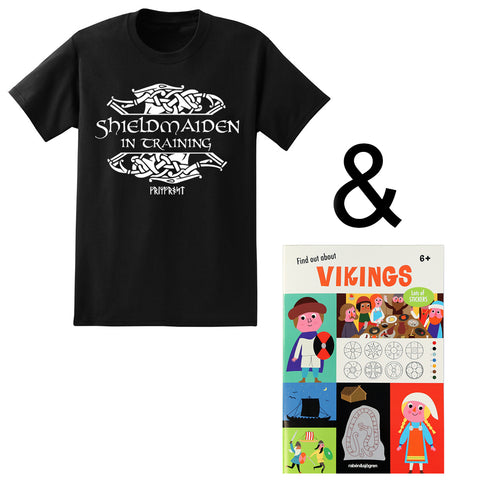 Bundles, Sets & Deals - Kids Bundle, Shieldmaiden - Grimfrost.com