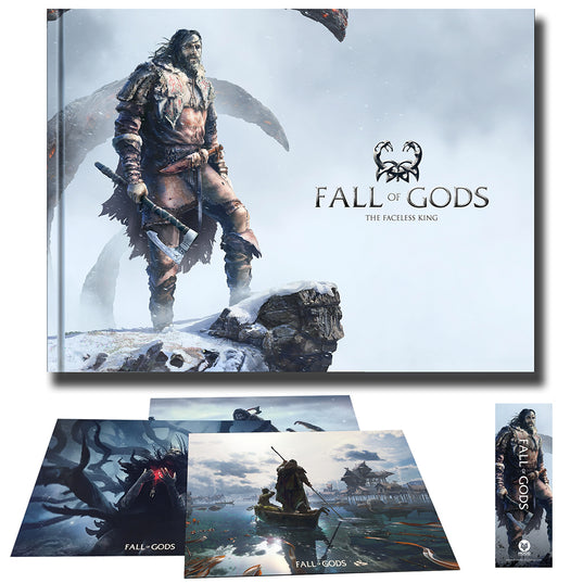 Books - Fall of Gods 2 - Grimfrost.com