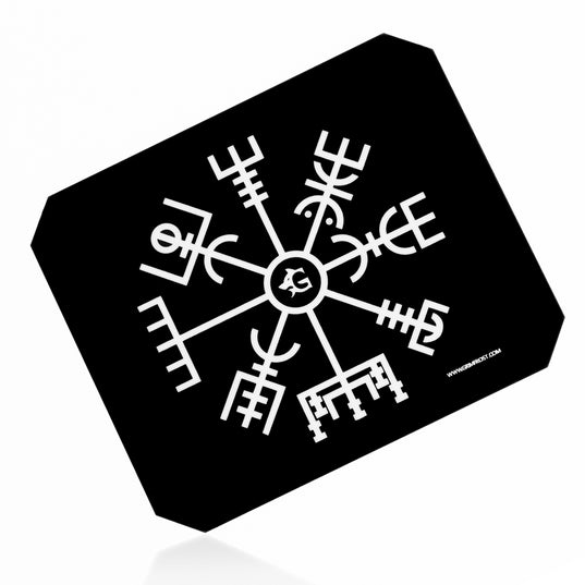 Car Accessories - Ice Scraper, Vegvisir - Grimfrost.com
