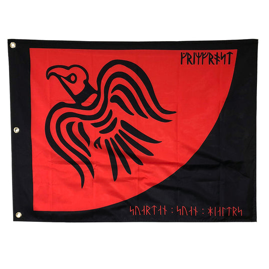 Flags - Raven Flag - Grimfrost.com