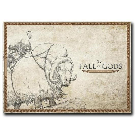 Miscellaneous - Fall of Gods Sketchbook - Grimfrost.com