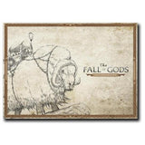 Books - Fall of Gods Sketchbook - Grimfrost.com