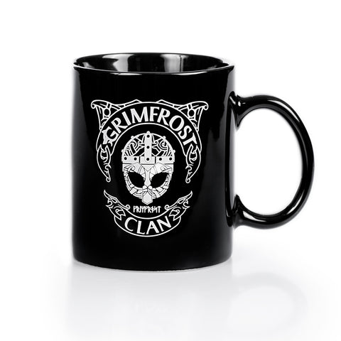 Modern Items - Coffee Mug, Grimfrost Clan - Grimfrost.com