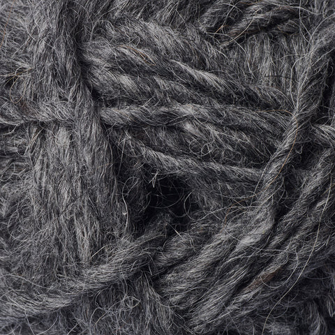 Yarns & Knitting - Alafosslopi Yarn, Dark Grey - Grimfrost.com