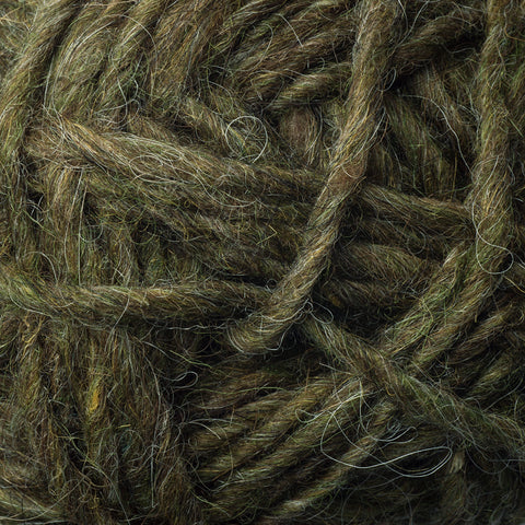 Viking Age Knitting - Alafosslopi Yarn, Highland Green - Grimfrost.com