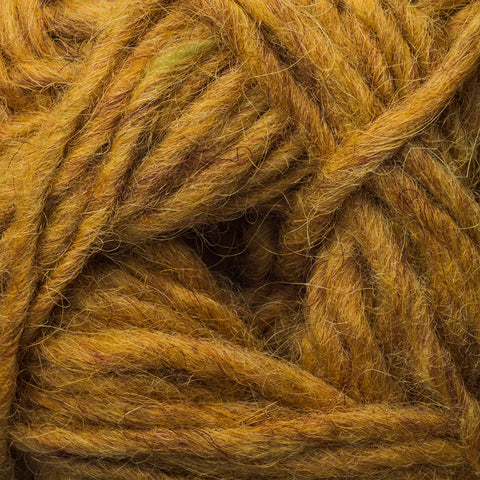 Viking Age Knitting - Alafosslopi Yarn, Golden - Grimfrost.com