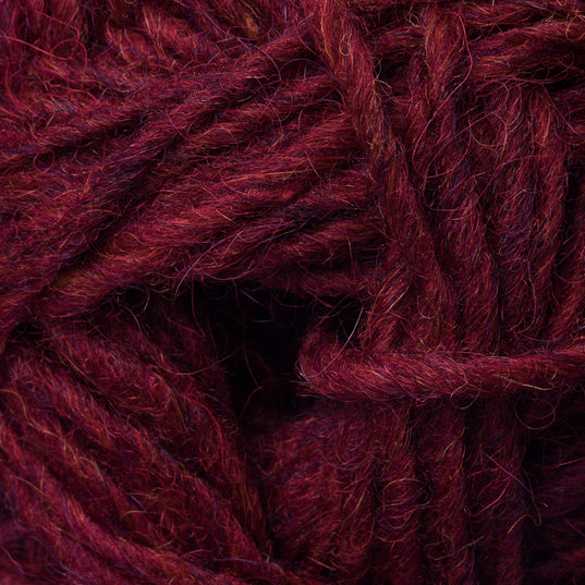 Lettlopi Yarn, Garnet Red