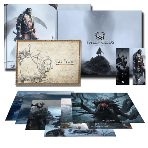 Books - Fall of Gods Set - Grimfrost.com