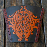 Premium Items - Premium Warrior Bracer, Dragons - Grimfrost.com