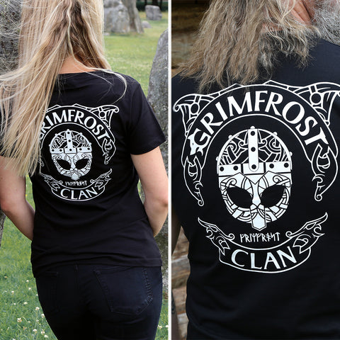 Bundles, Sets & Deals - Grimfrost Clan T-shirt Set, Black - Grimfrost.com