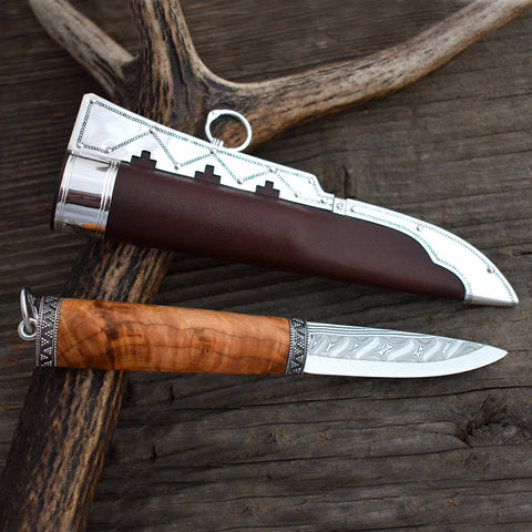 Premium Knife, Jarl's Claw