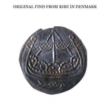 Accessories - Viking Coins and Pouch, Silver - Grimfrost.com
