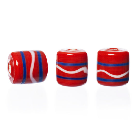 Glass Beads - Viking Beads, Ribe 10 - Grimfrost.com