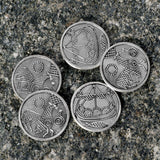 Accessories - Viking Coins, Silver - Grimfrost.com