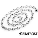 Viking Neck Chains - Stainless Steel Chain, Viking - Grimfrost.com