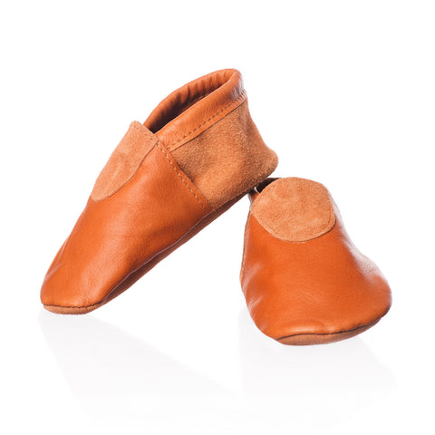 Shoes - Kids Slippers, Natural - Grimfrost.com