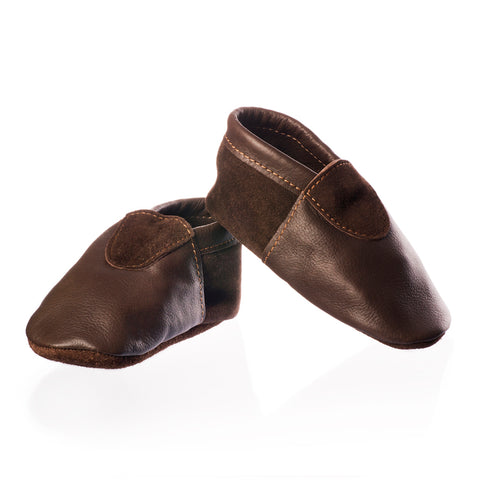 Shoes - Kids Slippers, Antique - Grimfrost.com