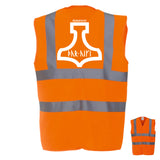 Safety Vest, Thor Protect, Orange