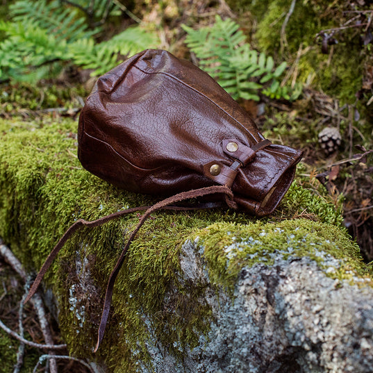 Bags & Pouches - Viking Belt Pouch, Large - Grimfrost.com