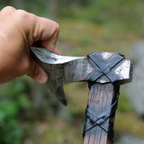 Axes - Foam Viking Axe - Grimfrost.com