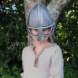 Viking Gear - Kids Viking Helmet - Grimfrost.com
