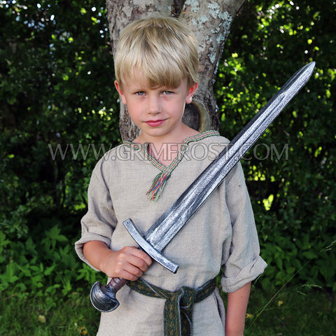 Kid's Clothing - Kids Viking Sword - Grimfrost.com