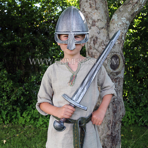 Kid's Clothing - Kids Viking Sword and Helmet - Grimfrost.com