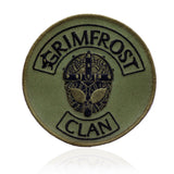 Patches - Patch Set, Army Green - Grimfrost.com