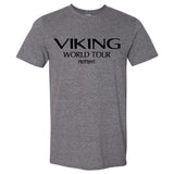 T-shirts - T-shirt, World Tour, Dark Heather - Grimfrost.com