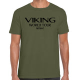 T-shirt, World Tour, Military Green