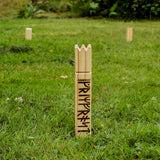 Historical Games - Kubb Game - Grimfrost.com