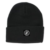 Beanies - Shield Wall Watch Hat, Black - Grimfrost.com