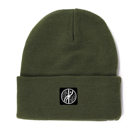 Beanies - Shield Wall Watch Hat, Army Green - Grimfrost.com
