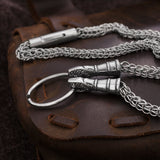 Neck Chains - Varoy Jarl Chain, Stainless Steel - Grimfrost.com
