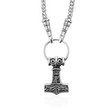 Varoy Jarl Chain, Set 1, Stainless Steel