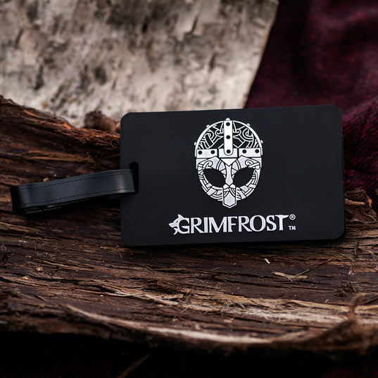 Travel - Luggage Tag, Grimfrost - Grimfrost.com