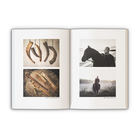 Music - Wardruna, Runaljod Trilogy Book, 3 CD - Grimfrost.com