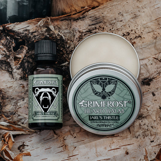 Sets & Bundles - Beard Pack, Jarl's Thistle - Grimfrost.com