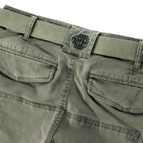 Grimfrost's Cargo Shorts, Green