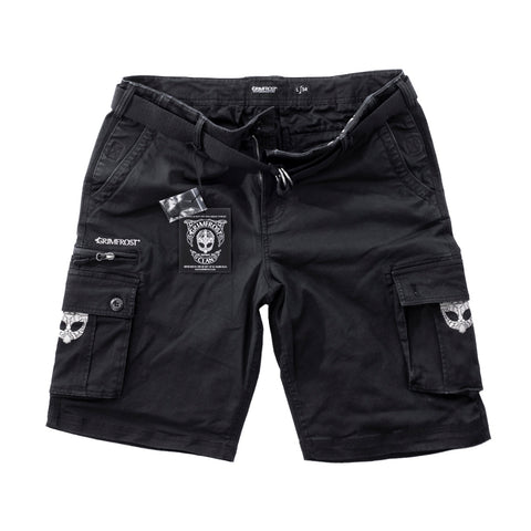 Grimfrost's Cargo Shorts, Black