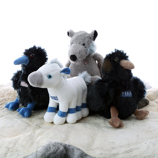 Grimfrost's Soft Toy, Full Collection