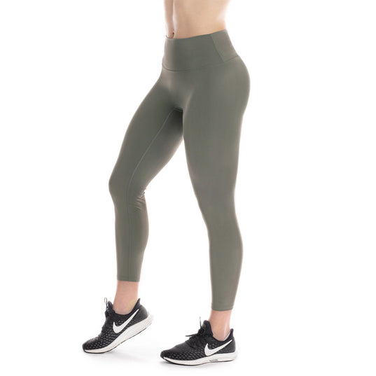 Leggings, Super Soft, Army Green