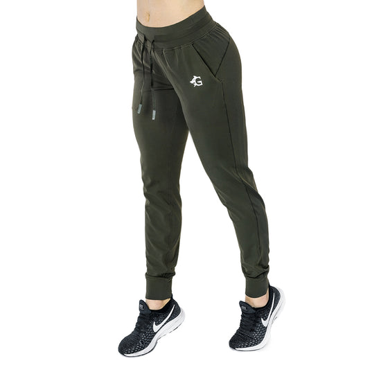 Fitness Trousers, Green