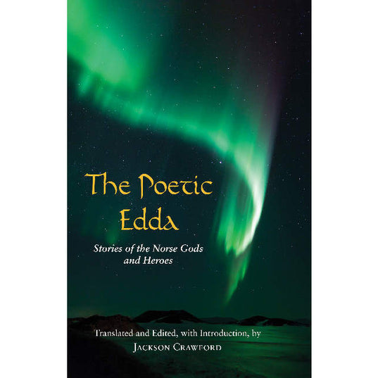 Books - The Poetic Edda - Grimfrost.com