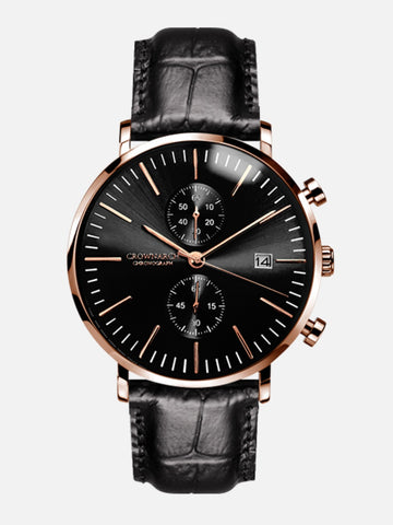 Chrono-R3 - Leather