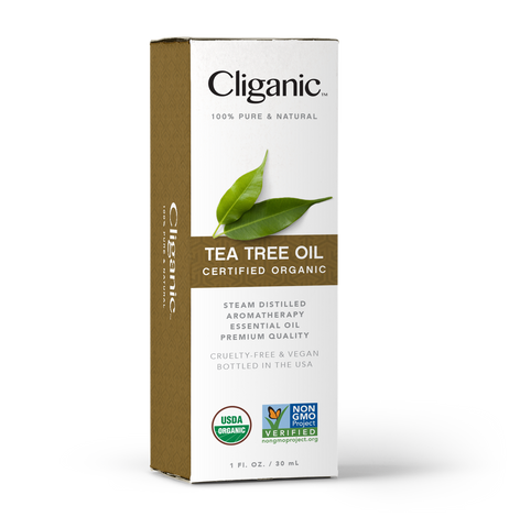 Cliganic Tea Tree Oil