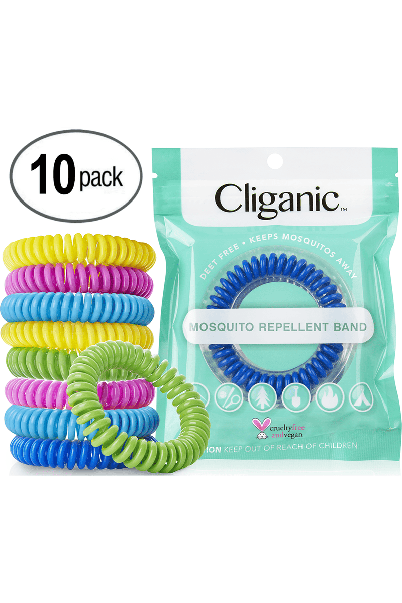 Mosquito Repellent Bands, 10 Pack