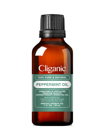 Cliganic 100% Pure Peppermint Oil