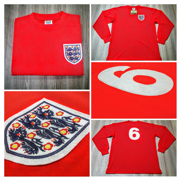 world cup 1966 england replica shirt giveaway