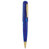 Conklin All American Ballpoint Pen in Lapis Blue
